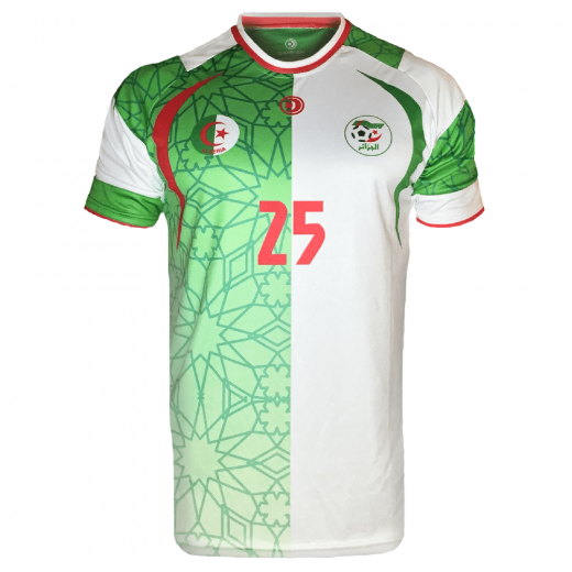 Algeria Jersey Front